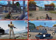 """Game thủ PUBG Mobile """"review"""" sớm Erangel 2.0: Map chất lượng Ultra HD, Thompson SMG gắn Reddot, sảnh chờ mới,..."""