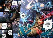 One Piece: Enma không phải là sức mạnh duy nhất gây nên vết sẹo của Kaido mà cần phải kết hợp với một thứ khác nữa
