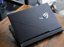 """Laptop gaming """"quái vật"""" ROG Strix SCAR 15 (2020): Core i7 Gen 10, RTX 2060 song giá """"hơi căng"""" gần 48 triệu"""