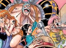 10 manh mối cho thấy Franky và Nico Robin sẽ trở thành một cặp sau khi One Piece kết thúc