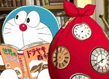 """Top 6 món bảo bối của """"Mèo ú"""" Doraemon mà bất kỳ ai cũng mong muốn được sử dụng một lần"""
