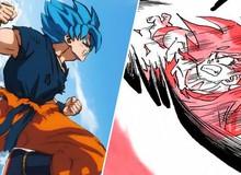 Dragon Ball: Dịch chuyển tức thời và 5 kỹ thuật được Goku chăm sử dụng nhất
