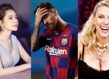Chi Pu bất ngờ được báo nước ngoài ngợi khen, cho rằng không kém gì Messi và Scarlett Johansson