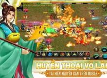 """JX1 Efunvn Mobile - Game 100% """"Võ Lâm Truyền Kỳ"""" trên di động đạt hơn nửa triệu lượt tải, ra mắt server mới Cuồng Long ngày 20/08"""
