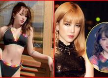 """""""Bạn gái"""" Sơn Tùng MTP """"đốt mắt"""" người xem khi diện bikini khoe trọn thân hình gợi cảm"""