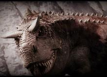 Top 10 loài khủng long nguy hiểm nhất thời tiền sử, khủng long bạo chúa vẫn còn hiền chán