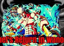 """One Piece: Chẳng còn liên quan gì đến mạch truyện nhưng """"thánh nhọ"""" Enel vẫn được """"gọi hồn"""" tại Wano quốc"""