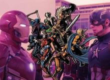 Lộ giả thuyết hội phản diện ghê gớm hơn cả Thanos đã được Marvel giới thiệu ở Captain America: Civil War?