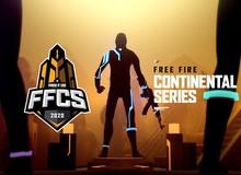 Giải đấu Free Fire Continental Series (FFCS) sẽ thay thế Free Fire World Series vào cuối tháng 11