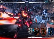 Invictus: Lost Soul - một trò chơi chiến đấu điều khiển bằng thẻ, ấn tượng về mặt hình ảnh