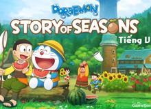 Doraemon Story of Seasons được Việt ngữ thành công