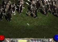 """[Cũ mà hay] Diablo II từng tồn tại một màn chơi ẩn gồm """"toàn bò là bò"""""""