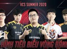 Lộ diện Super Team vòng bảng VCS Mùa Hè 2020 - GAM Esports và Team Flash thống trị, Zeros thì mất hút