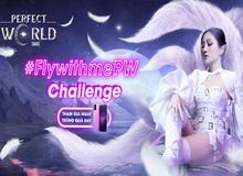 """Gần 15,000 lượt tham gia """"bay cùng Quang Đăng"""" trong vũ điệu Perfect World VNG trên TikTok"""