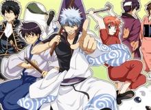 Gintama và 5 bộ truyện tranh samurai xuất sắc nhất mọi thời đại mà bạn không nên bỏ lỡ