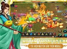 Top game võ hiệp Kim Dung cực hot nên chơi ngay trong tháng 8 tại Việt Nam