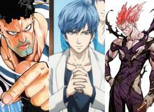 """Những nhân vật """"đánh mãi không chết"""" trong thế giới One Punch Man (P.2)"""