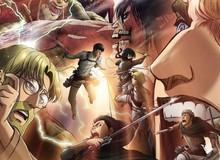 Attack Of Titan: Có thể bạn chưa biết, đồ họa khủng của bộ anime này vốn được thực hiện bởi 1 team người Việt