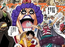 """One Piece: Bên cạnh băng Mũ Rơm thì đây là 8 nhân vật gây ấn tượng mạnh khiến anh chàng """"não cao su"""" Luffy phải nhớ tên (P1)"""