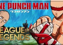 Làm video One Punch Man phiên bản LMHT chuẩn từng chi tiết, game thủ nhận mưa lời khen từ cộng đồng
