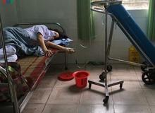 Một nhân viên y tế ở Đà Nẵng làm việc quá sức phải thở oxy