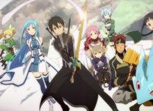 Điểm mặt top 5 nhân vật được khán giả yêu thích nhất trong Sword Art Online, Kirito chỉ xếp thứ 4