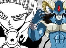 """Dragon Ball Super chương 63: Merus """"quyết tử"""" vì Trái Đất, Goku nổi điên như lần chứng kiến Krillin bị Frieza sát hại"""
