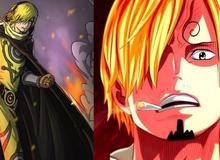 """One Piece 988: Không hề đi tìm gái như lời đồn, Sanji xuất hiện """"ngầu lòi"""" và cứu người ngay trước mặt King và Queen"""