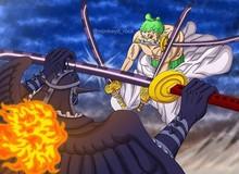 One Piece 988: Chán Sanji, nhiều độc giả thích Zoro chạm trán King cơ