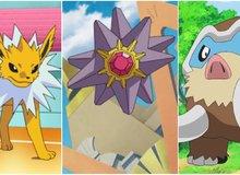 10 Pokémon này trông thì tưởng là yếu nhưng lại... mạnh vô cùng