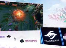 [Highlight] 'Tấu hài cực mạnh', Team Secret vẫn giành chiến thắng nghẹt thở trước Percent Esports