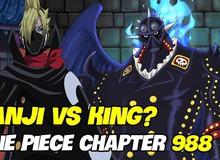 """One Piece: Nhiều fan bức xúc cho rằng chỉ có """"fan phong trào"""" mới mong muốn Sanji """"tấu hài"""" tại Wano quốc"""