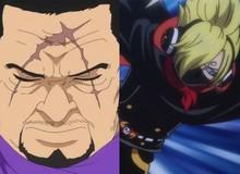 Phân tích One Piece 988: Phải chăng King và Queen không mạnh haki quan sát nên mới để Sanji cứu Momonnosuke?