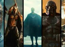 Liên minh Công lý thất thủ và 10 chi tiết quan trọng đã được hé lộ trong trailer Justice League Snyder Cut