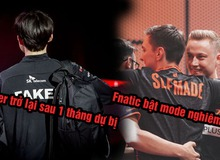 Một vòng LMHT thế giới - Faker trở lại sau 1 tháng ngồi dự bị, Fnatic nối bước G2 đi CKTG