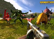 Nhanh tay nhận miễn phí tựa game bắn súng FPS huyền thoại Serious Sam The First Encounter