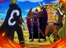"""One Piece: Điểm lại 19 lần """"Vua cứu người"""" Sanji giúp đỡ người khác thoát khỏi nguy hiểm"""