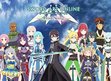 Top 3 tựa game lấy ý tưởng từ bộ manga Sword Art Online thành công nhất mà các bạn nên trải nghiệm