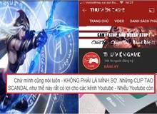 """Youtuber xúc phạm game thủ Mobile Legends là """"lũ thiếu DHA"""" lên tiếng xin lỗi, tuyên bố không sợ và tạo scandal rất có lợi"""