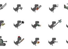 """Xuất hiện phiên bản mới của """"khủng long mất mạng"""", cho phép sử dụng nhiều loại vũ khí"""