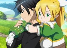 """Sword Art Online: Trong đầu em gái Leafa thì """"anh trai mưa"""" Kirito là người như thế nào?"""