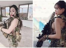 """Cosplay """"đặc vụ"""" siêu nóng bỏng, cô nàng hot girl Việt khiến cộng đồng mạng cảm thán """"Tôi đầu hàng"""""""