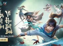 """Tân Tiếu Ngạo VNG tặng game thủ 1000 giftcode """"xịn xò' mừng game ra mắt"""