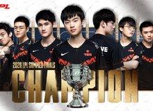 Dẫm vào vết xe đổ của Suning, JD Gaming quăng luôn chức vô địch LPL vào tay TOP Esports