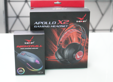 Digifast ra mắt chuột và tai nghe gaming cho game thủ, giá cực mềm phù hợp với học sinh, sinh viên