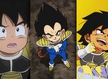 Dragon Ball: Kakarot và 7 Saiyan may mắn đã thoát khỏi sự hủy diệt của hành tinh Vegeta