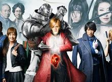 5 điểm khiến nguyên tác gốc Fullmetal Alchemist tốt hơn phiên bản live-action rất nhiều