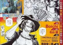 One Piece: Hé lộ những hình ảnh đầu tiên của manga Ace thực hiện bởi tác giả của bộ truyện Dr. Stone