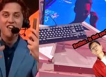 Bomman phiên bản EU - BLV đập gãy bàn khi cast trận G2 Esports vs Fnatic vì quá kịch tính