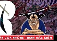 """One Piece: Trong trận chiến tại Wano, Zoro sẽ biết cách để tạo ra """"Hắc Kiếm""""?"""